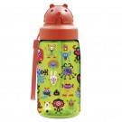 TRITAN BOTTLE 0,45L PEKEMONSTERS WITH OBY CAP