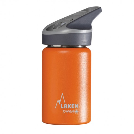 INSULATED BOTTLE 0,35L STAINLESS STEEL JANNU (WIDE MOUTH)
