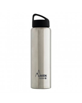 CLASSIC STAINLESS STEEL THERMO BOTTLE 1L