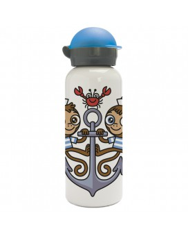 MIKONAUTICOS ALUMINUM BOTTLE FOR KIDS 0.45L HIT CAP