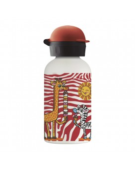CHUPI STAINLESS STEEL THERMO BOTTLE 0.35L HIT CAP