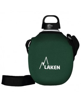 ALUMINIUM CANTEEN CLASSIC WITH NEOPRENE COVER 1L