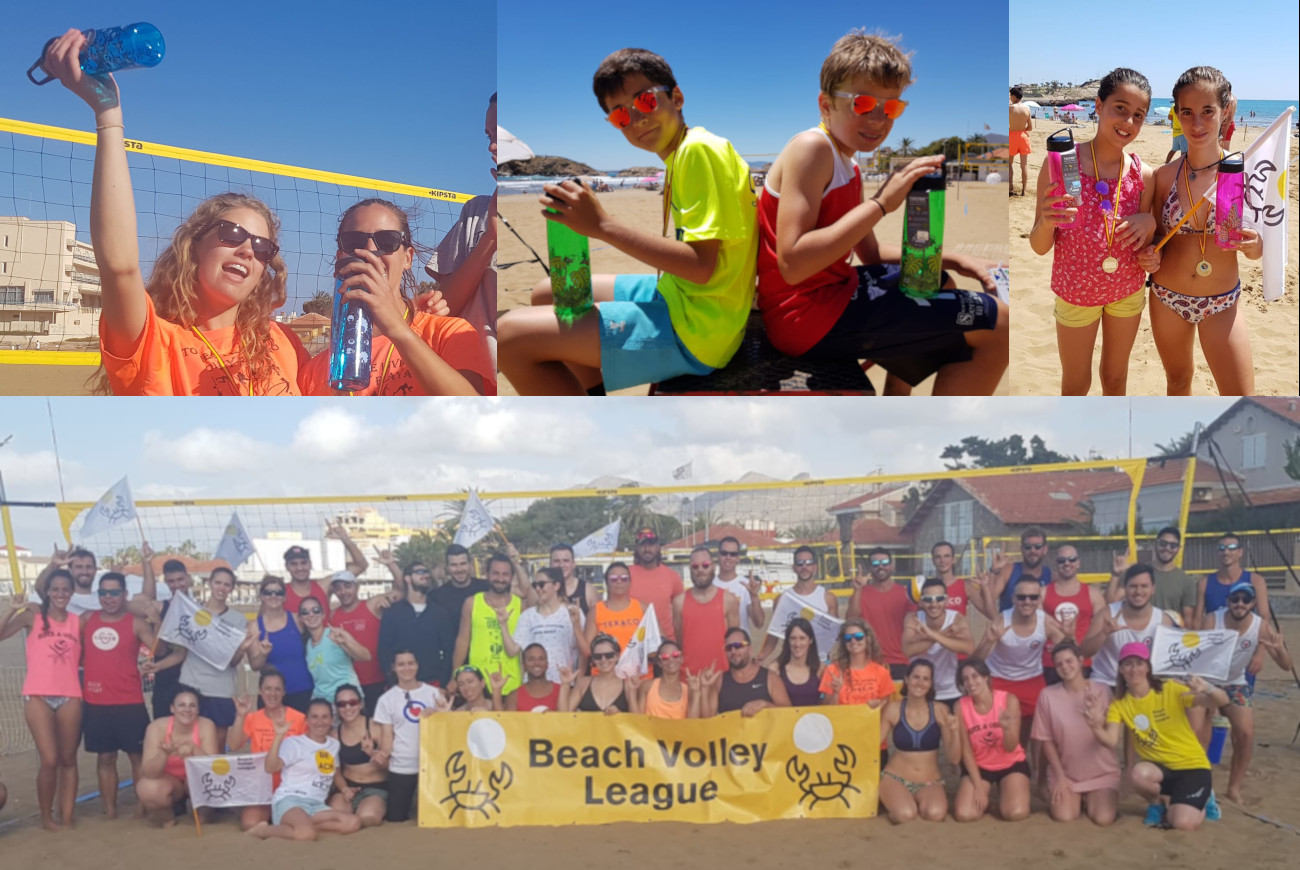 II Beach Volley League Mazarrón Inclusiva