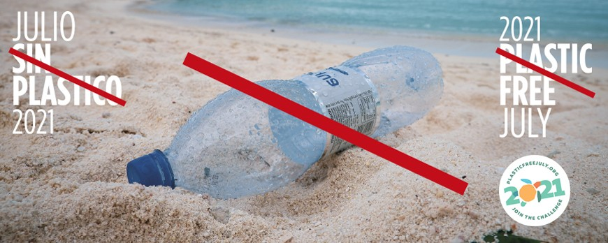 Plastic Free July - Laken joins the annual challenge this summer celebrates its 10th anniversary