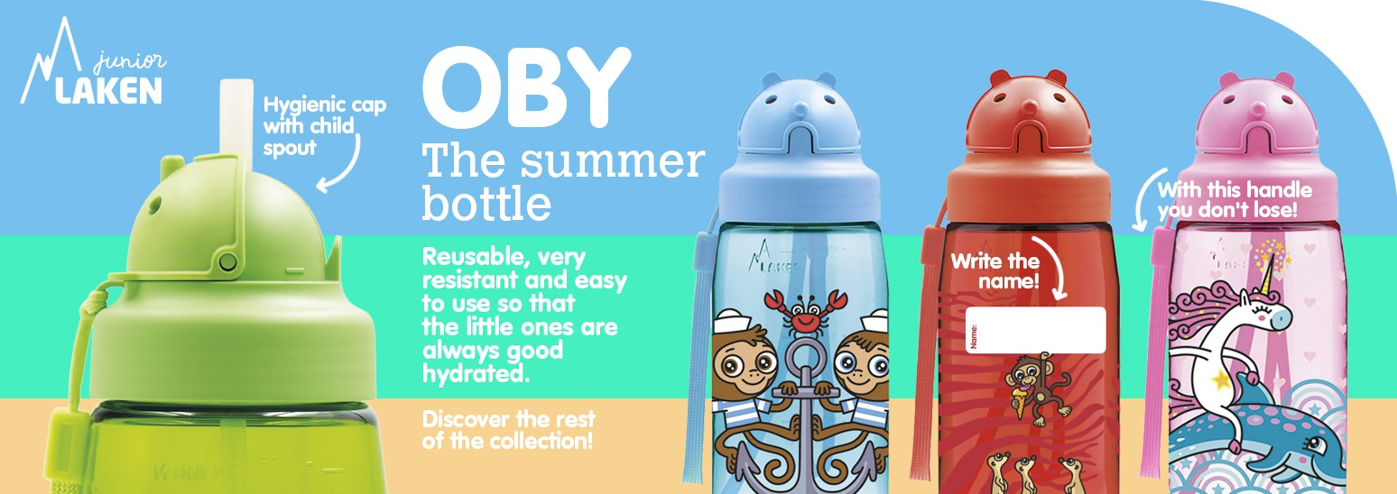 OBY are the bottles of this summer